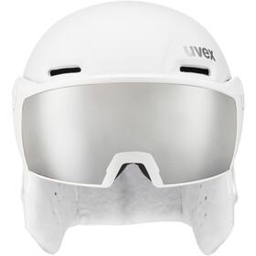 UVEX hlmt 700 Visor Kypärä, white mat